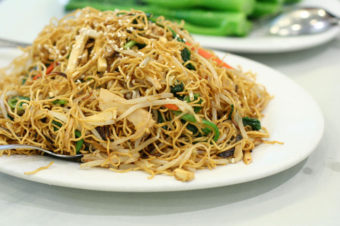 how to cook chowmein at home