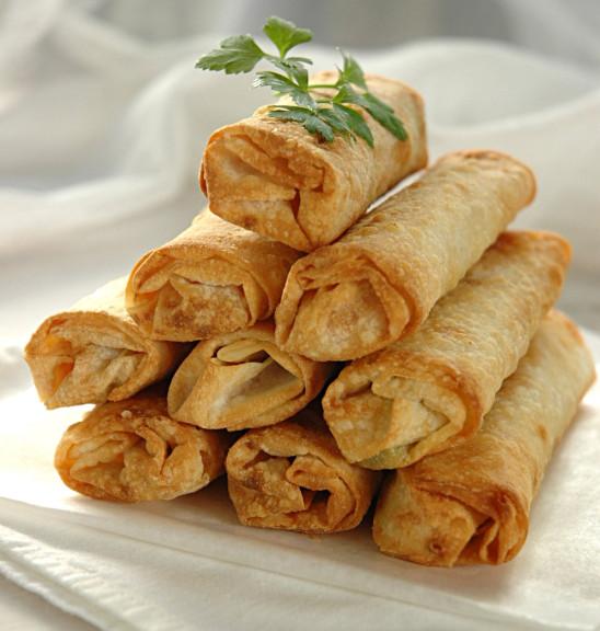 #7 – Crabmeat Spring Roll